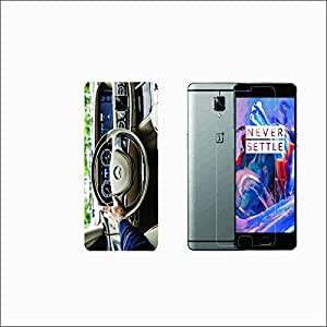 OnePlus 3 Cover Combo by The Malabis