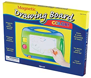 Amazon.com: Toysmith Color Magnetic Drawing Board: Toys