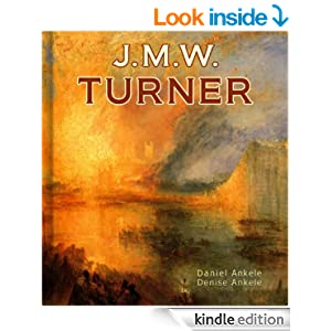 Joseph Mallord William Turner: 150 Romantic Paintings - Romanticism