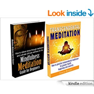Beginners guide to meditation amazon