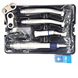 Low High Speed Hand Kit Set With Bearing 2 Holes