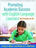 img - for Promoting Academic Success with English Language Learners: Best Practices for RTI (Guilford Practical Intervention in the Schools) book / textbook / text book