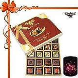 20pc Sparkling Chocolate Box With Mug - Chocholik Belgium Chocolates