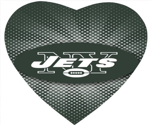 new york jets team logo for Mouse Pads at Amazon.com