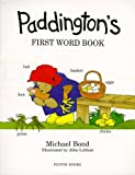 img - for Paddington's First Word Book (Picture Puffins) book / textbook / text book