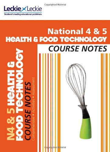 National 4/5 Health and Food Technology Course Notes (Course Notes)