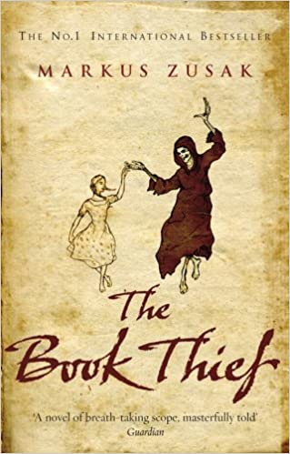 Image result for The Book Thief by Markus Zusak