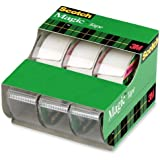 Scotch Magic Tape, 3/4 x 300 Inches, (3105) - 6 Rolls (1, 10 IN)