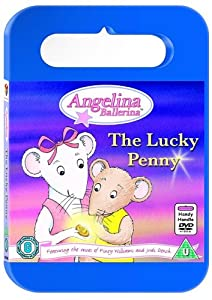 Angelina Ballerina - the Lucky Penny (Hit Handy Handle) [DVD]