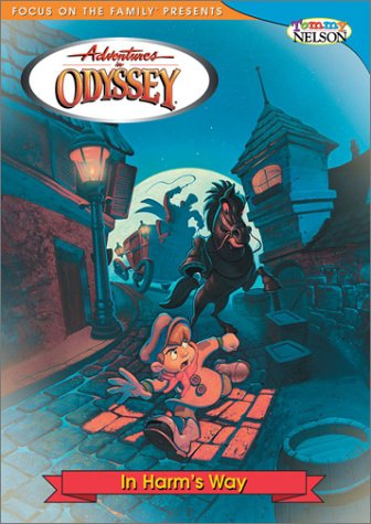 Cover art for  Adventures In Odyssey: In Harm's Way