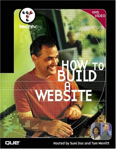 How to Build a Website [VHS]