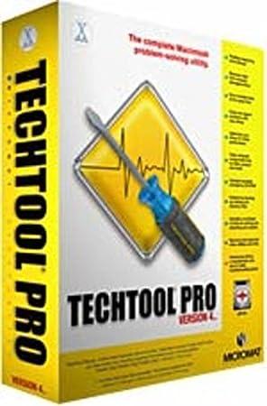 Micromat TechTool Pro 4.6.1 Diagnostic Utility Macintosh Universal DVD UPGRADE