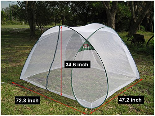Portable Mosquito Netting : Speedtent portable foldable mosquito net tent insect