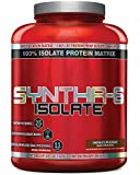 BSN SYNTHA-6 ISOLATE Protein Powder, Chocolate Milkshake, 4.02 lb (48 servings)
