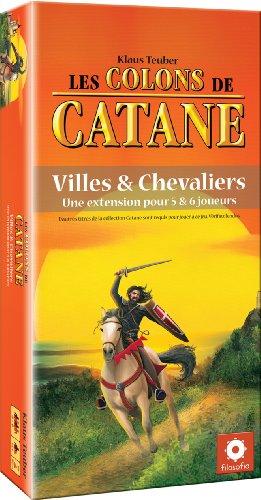 Die Siedler von Catan -Städte und Ritter - FR Import [Spielzeug]