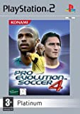 Pro Evolution Soccer 4 Platinum (PS2)
