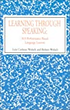 img - for Learning Through Speaking book / textbook / text book