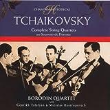Tchaïkovski  : Quatuors à cordes (intégrale) - Souvenir de Florence