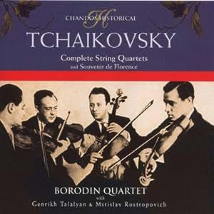 Complete String Quartets / Souvenir De Florence