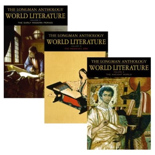The Longman Anthology of World Literature Volume I (A, B, C): The Ancient World, The Medieval Era, and The Early Modern Period