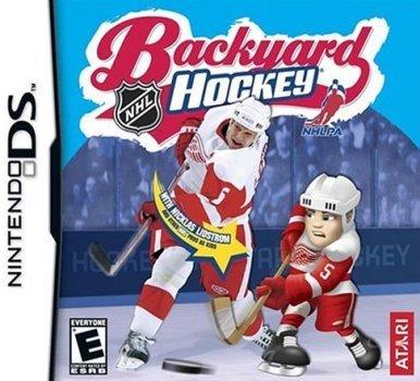 Backyard NHL Hockey [Nintendo DS]