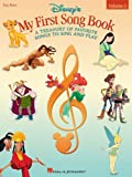 Disney's My First Songbook, Volume 2 - Easy Piano Songbook