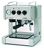 Briel ES200APG-TB Multi-Pro One Group Thermo Block Espresso Machine with Auto Espresso Flow, Steel/S