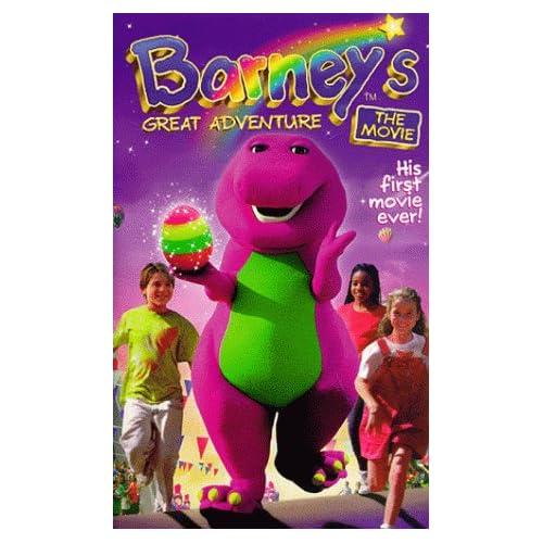 Barney Great Adventure Vhs Trailer Kim Bum And Kim So Eun New