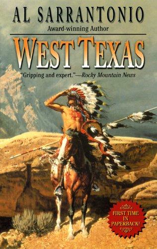 West Texas (Leisure Western), AL SARRANTONIO
