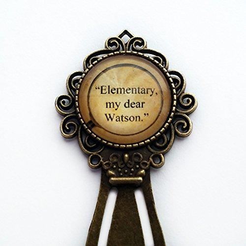 sherlock-holmeselementary-my-dear-watsonbookmark