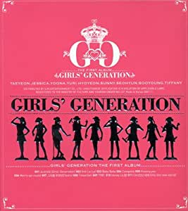 Girls Generation - Japan First Album Girls Generation