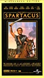 Spartacus (Widescreen Edition) [VHS]