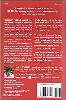 Daniel o malley checquy book 3