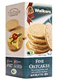 Walkers Shortbread Fine Oatcakes 280 g (Pack of 12)