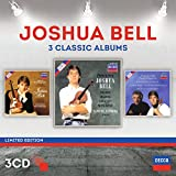 Joshua Bell: Three Classic Albums [3 CD][Limited Edition]