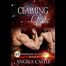 Claiming Claire (       UNABRIDGED) by Angela Castle Narrated by Jennifer Cliff