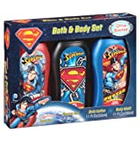 Superman Bath & Body Set