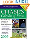 Chase's Calendar of Events 2006 with CD-ROM (French Edition)
