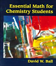 Essential Algebra for Chemistry Students by Ball