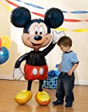 Lets Party By Party Destination Disney Mickey Mouse Airwalker 52 Jumbo Foil Balloon