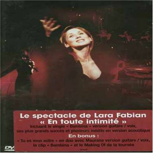 Lara Fabian - Lara Fabian: En Toute Intimite [2003] - Zortam Music