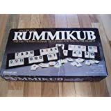 Rummikub Board Game 1980 Vintage Edition by Parker Brothers