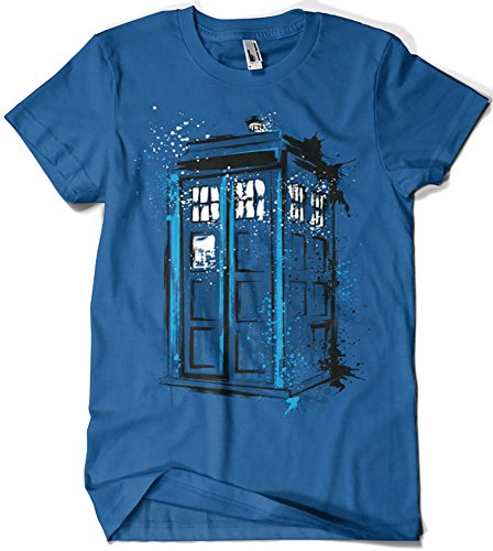 Camisetas La Colmena -  T-shirt - Uomo blu Azul Royal Large