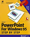 Microsoft PowerPoint for Windows 95 step by step /