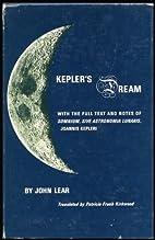 Kepler's Dream by John Lear