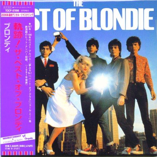 The Best of Blondie (Japanese Mini-Vinyl CD)