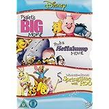 Winnie the Pooh Springtime Triple Pack (Piglet's Big Movie, Pooh's Heffalump Movie, Springtime with Roo) [DVD]by Winnie the Pooh