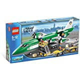 Lego City Cargo Plane Special Edition, 463 Pieces, 7734