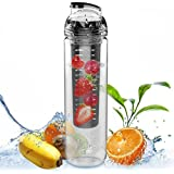 Tritan Water Fruit Infuser Bottle (Many Color Option) - BPA Free