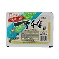 絹ごし豆腐(とうふ)一丁千金400g【丸美屋(鹿児島県工場)】 九州の豆腐 [その他]